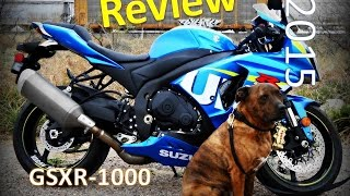 8. GSXR-1000 REVIEW