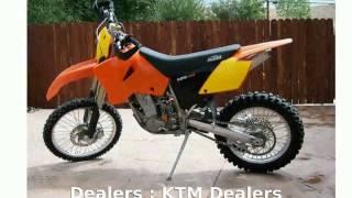 4. 2004 KTM MXC 525 Features, Details