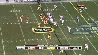 Khaseem Greene vs Iowa State (2011 Bowl)