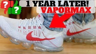 Video 1 YEAR AFTER WEARING NIKE AIR VAPORMAX: PROS & CONS MP3, 3GP, MP4, WEBM, AVI, FLV September 2018