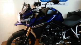 5. Triumph Tiger Explorer1200 2013 Great spec bike