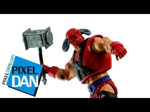 video review - Join Pixel Dan for a look at the MOTU Classics Goat Man figure from Mattel! Be sure to visit http://www.Pixel-Dan.com for more from Pixel Dan, including toy ...