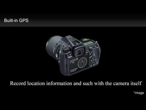"PENTAX K-3 II ""Built-in GPS, ASTROTRACER"""