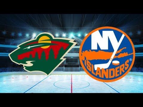 Minnesota Wild vs New York Islanders (5-3) – Feb. 19, 2018 | Game Highlights | NHL 2018