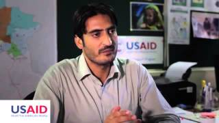 USAID Conflict Victim Support Beenish Documentary