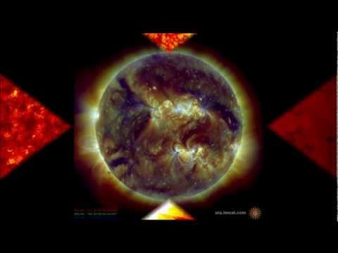July 4th 2012,  New Zealand Earthquake, Sun Activity, Planets and Science News.