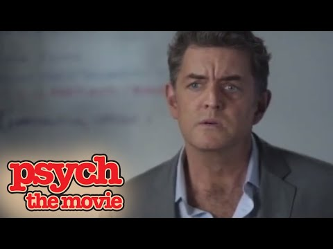 Psych Season 6 - Last Night Gus, Clip 3
