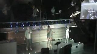 potential breakup song nukami farewell party new years eve 2010 Lamaru Pub Grand Hotel Senyiur Balikpapan