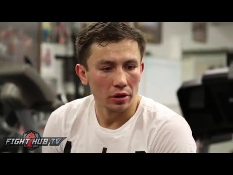Gennady Golovkin reacts to Pacquiao's win over Tim Bradley and a Pacquiao vs  Canelo fight
