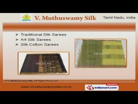 V. Muthuswamy Silks