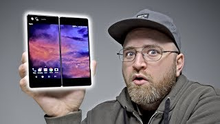 Video The Dual Screen, Foldable Smartphone Is REAL! MP3, 3GP, MP4, WEBM, AVI, FLV November 2017