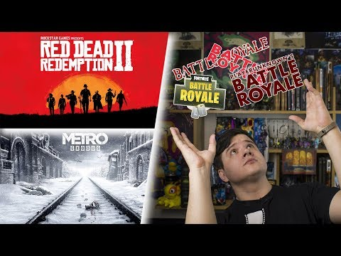 Подробности о Metro Exodus. Утечка о Red Dead Redemption 2 | xDigest