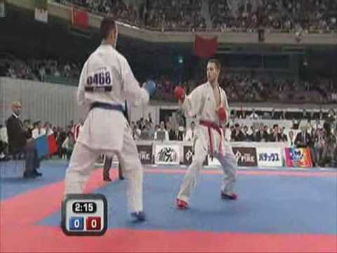 S. Kovács-Kotaka vb-döntő - Tokió, 2008