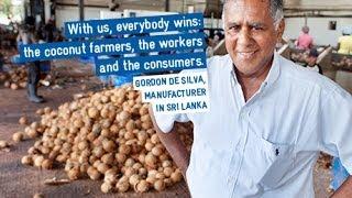 Faces and Stories at www.giz.de: https://www.giz.de/en/worldwide/23491.html To put his ideas into practice, entrepreneur Gordon...