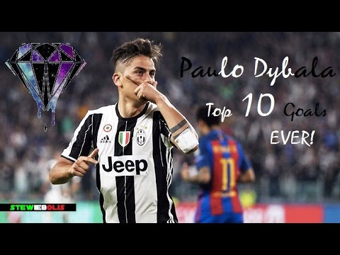 Paulo Dybala ● Top 10 Goals Ever! ● 1080i HD #Dybala #Juventus