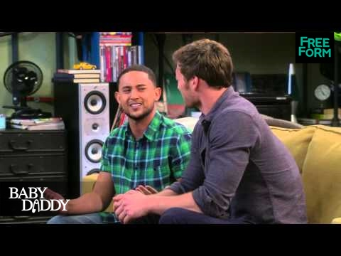 Baby Daddy 5.07 (Clip 'Shredded Robe')