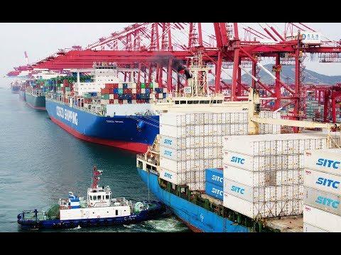 USA: Eskalation - Zölle auf Importe aus China werden  ...