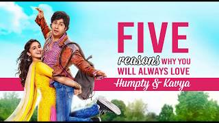 Three years ago, Humpty and Kavya walked into all your lives with a bunch of silly jokes, stolen smiles, crazy antics and a whole lot of love. Now, three years down the line they still live on in all your hearts. Here are 5 reasons why you will always love Humpty and Kavya and their filmy love story, the first in the Dulhania series.Celebrating 3 years of Humpty Sharma Ki Dulhania.Subscribe for Regular Updateshttp://goo.gl/tBtxttLike us on http://www.facebook.com/DharmaMoviesFollow us onhttp://www.twitter.com/DharmaMovieshttps://www.instagram.com/dharmamoviesCircle us on Google+https://plus.google.com/+DharmaMovies