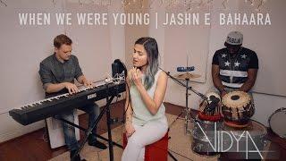 Adele - When We Were Young | Jashn E Bahaara (Vidya Vox Mashup Cover)