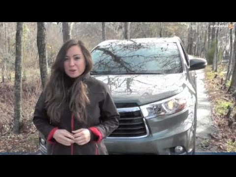 2014 Toyota Highlander First Drive Video