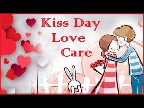 Romantic quotes - Kiss Day best romantic video whatsapp status Happy Kiss Day  Love  12 Feb 2019