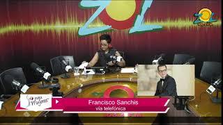 Francisco Sanchis comenta principales temas de la farándula 13-12-2017 2da parte