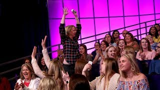 Video Ellen Finds Out Who's the Smartest Audience Member MP3, 3GP, MP4, WEBM, AVI, FLV September 2018