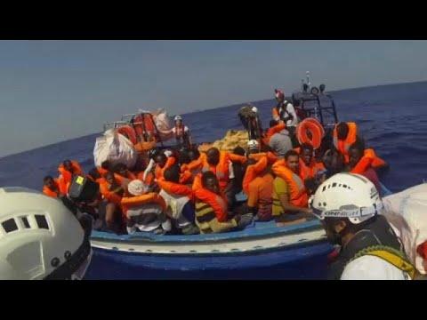 Ξεκινούν οι επαφές ΕΕ-Αφρικής για το προσφυγικό