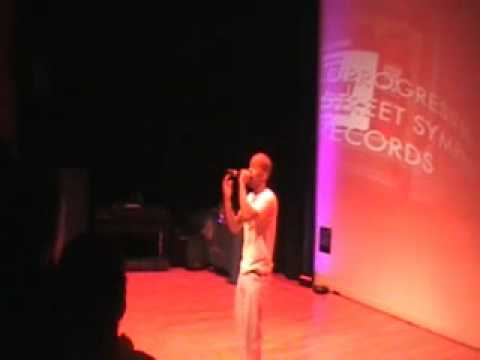 Tinie Tempah   Young Nate - I Wonder (LIVE)