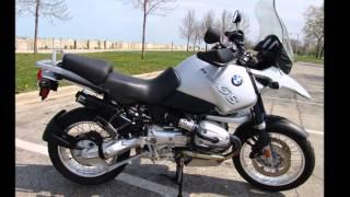 7. 2004 BMW R1150GS