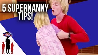 5 Essential Parenting Tips – Supernanny