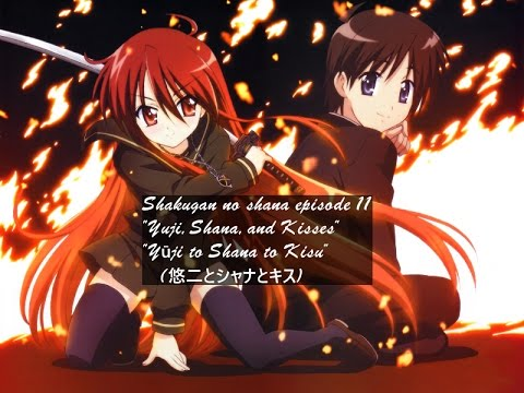Shakugan no shana episode 11 english subs