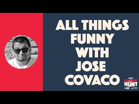 Comedy Hunt | All things Funny with Jose Covaco