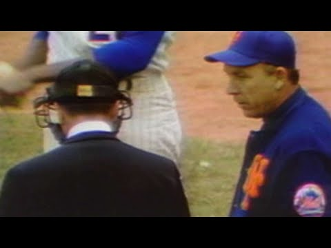 Video: 1969 WS Gm5: Jones awarded first base after Hodges argues
