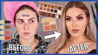 MAKEUP TRANSFORMATION 💕 how to catfish everybody grwm by Shaaanxo