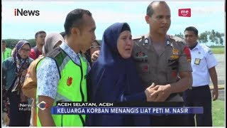Download Video Tiba di Aceh, Jenazah Muhammad Nasir Korban Lion Air Disambut Isak Tangis - iNews Malam 05/11 MP3 3GP MP4