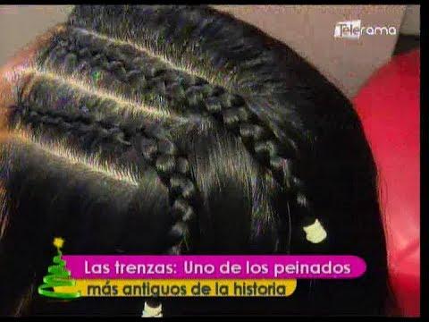 Las trenzas: Uno de los peinados más antiguos de la historia