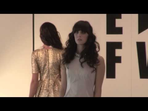 Edinburgh Online Fashion Week 2012: House of Fraser