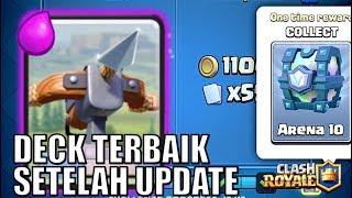 Video DECK TERBAIK SETELAH UPDATE! EASY 12 WIN LEGENDARY CHALLENGE • Clash Royale Indonesia MP3, 3GP, MP4, WEBM, AVI, FLV Agustus 2017