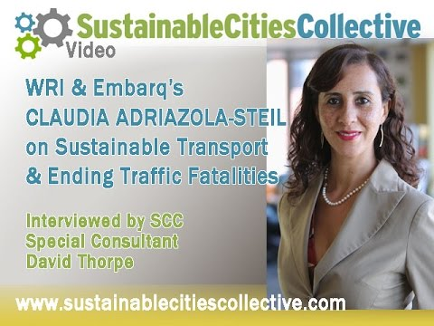 Sustainable Cities Collective: Claudia Adriazola