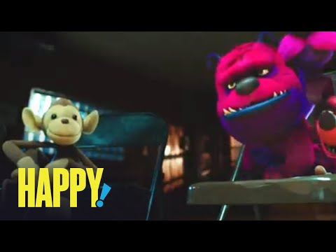 HAPPY! | Season 1, Episode 6: First Look | SYFY