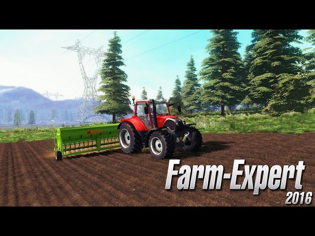 Видео к игре Farm Expert 2016