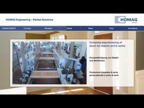 Homag Engineering Anlagenbau