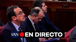 [EN DIRECTO JUICIO PROCÉS] Turno para Josep Rull y Dolors Bassa