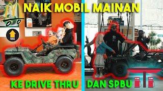 Video Naik Mobil Mainan ke SPBU & DRIVE THRUE MP3, 3GP, MP4, WEBM, AVI, FLV Juli 2019