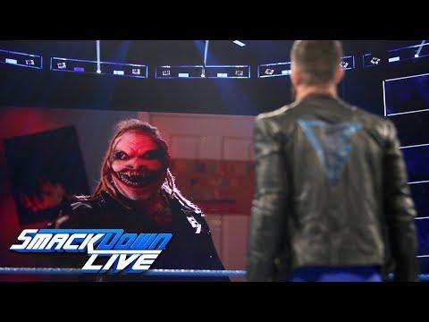 """The Fiend"" Bray Wyatt accepts Finn Bálor's challenge: SmackDown LIVE, July 23, 2019"