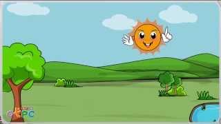 สื่อการเรียนการสอน ดวงอาทิตย์ ป.1 วิทยาศาสตร์
