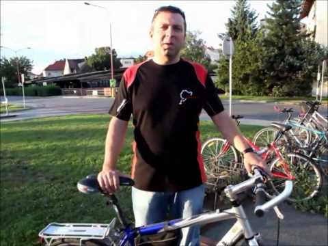 Stanislav Blaha – Řešení krádeží kol
