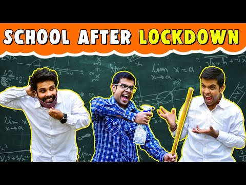School Life After Lockdown   The Half-Ticket Shows