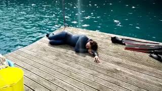 Training in Open water